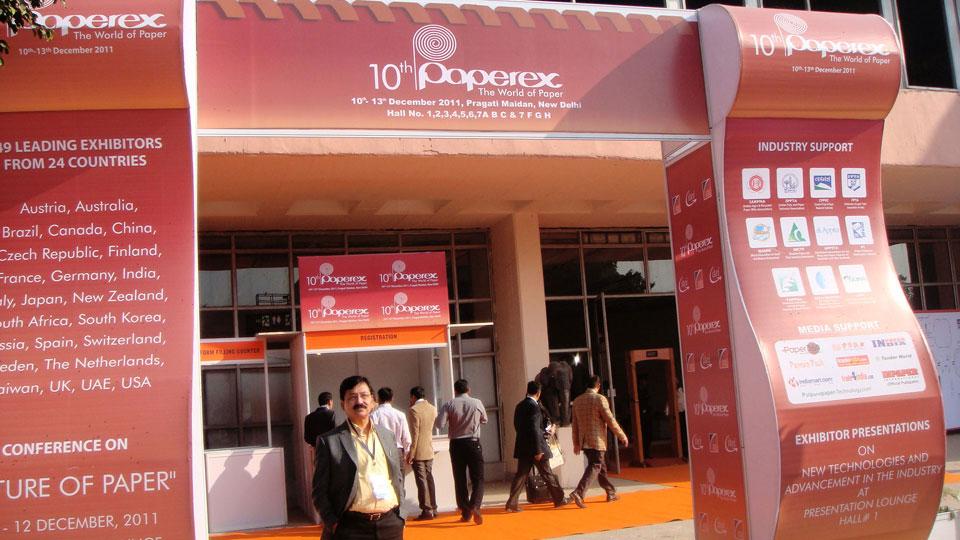Paperex-2011, Delhi