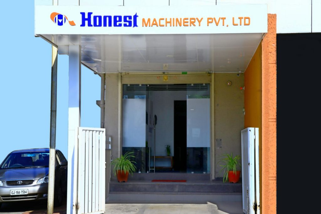 Honest Machinery Pvt. Ltd. Office